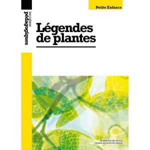 légendes de plantes
